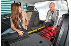 VW Tiguan 1.4 TSI  1.4 TSI 4Motion, Rücksitz, umklappen