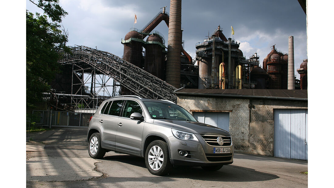 VW Tiguan 1.4 TSI 4Motion
