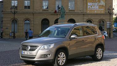 VW Tiguan 1.4 TSI 4Motion, Metz