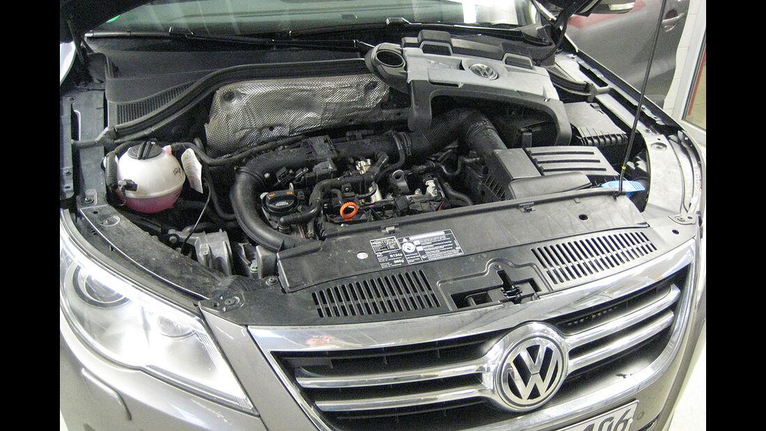 VW Tiguan 1.4 TSI 4Motion, Motor