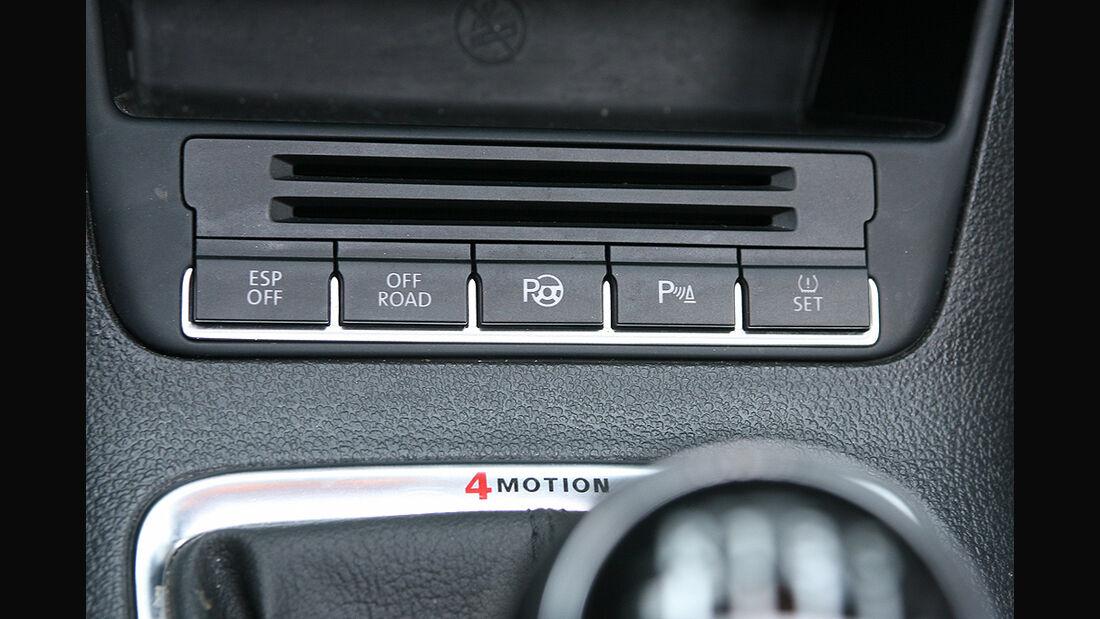 VW Tiguan 1.4 TSI 4Motion, Offroad-Programm