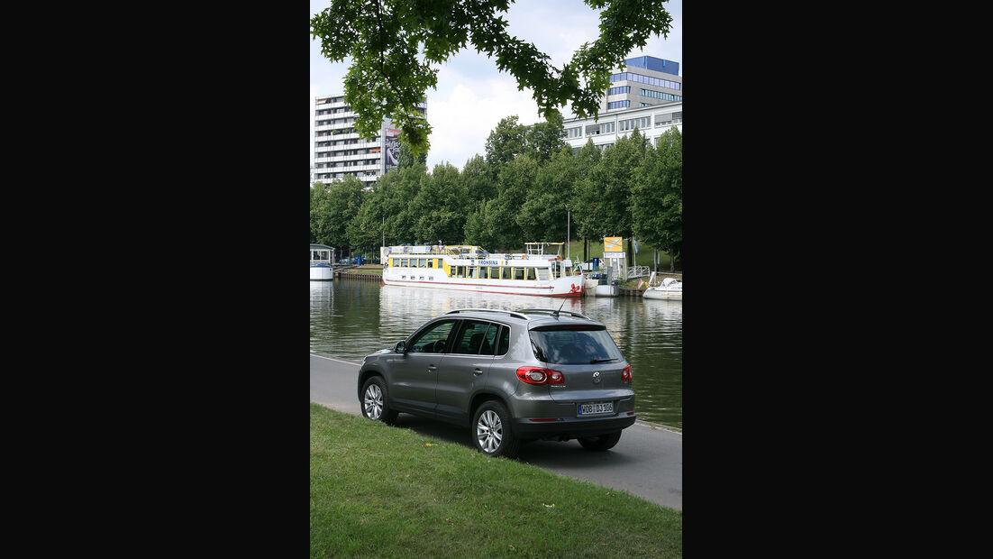 VW Tiguan 1.4 TSI 4Motion, Saarbrücken