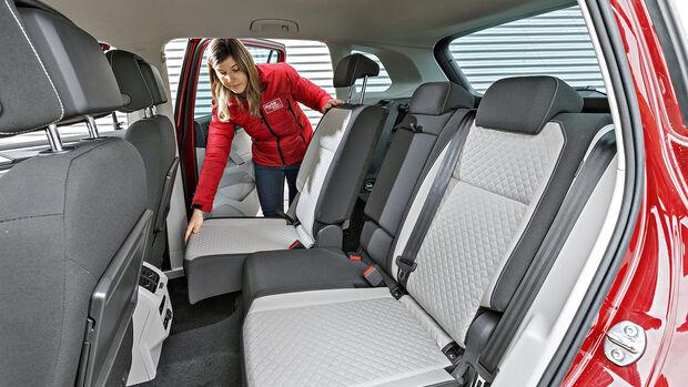 VW Tiguan 1.4 TSI ACT Comfortline, Interieur