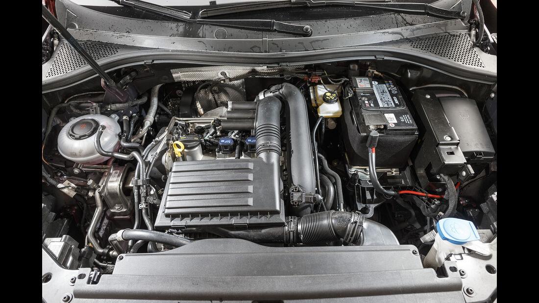 VW Tiguan 1.4 TSI ACT Comfortline, Motor