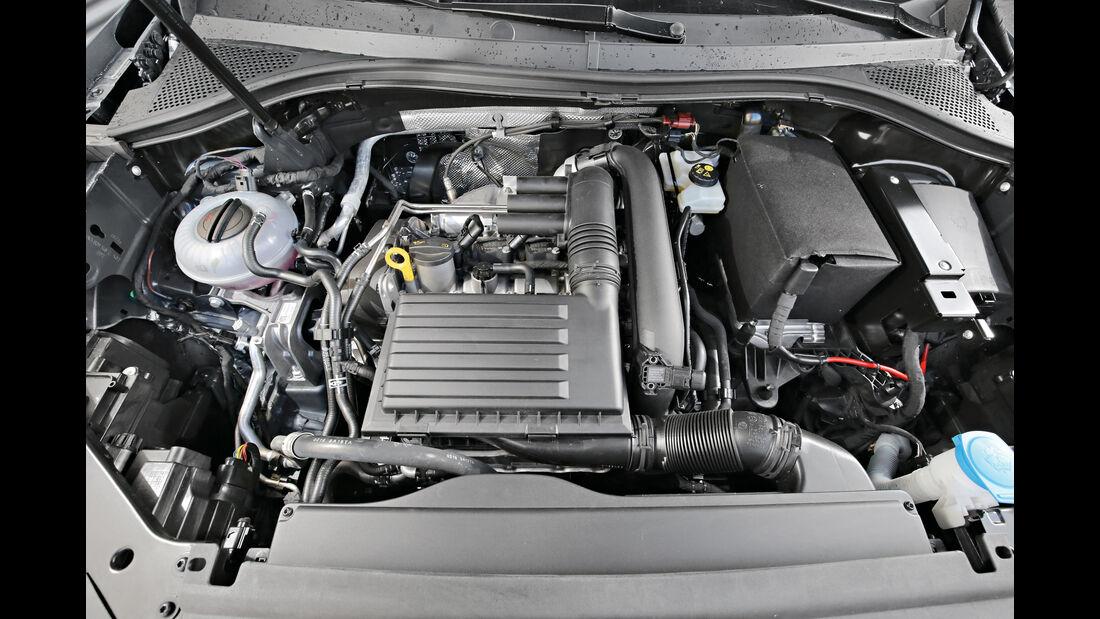 VW Tiguan 1.4 TSI, Motor