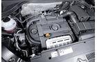 VW Tiguan 1.4 TSI, Motor, Motorblock
