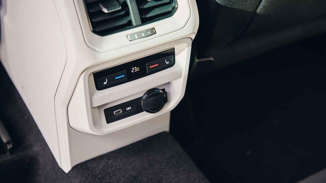 VW Tiguan 2.0 TDI