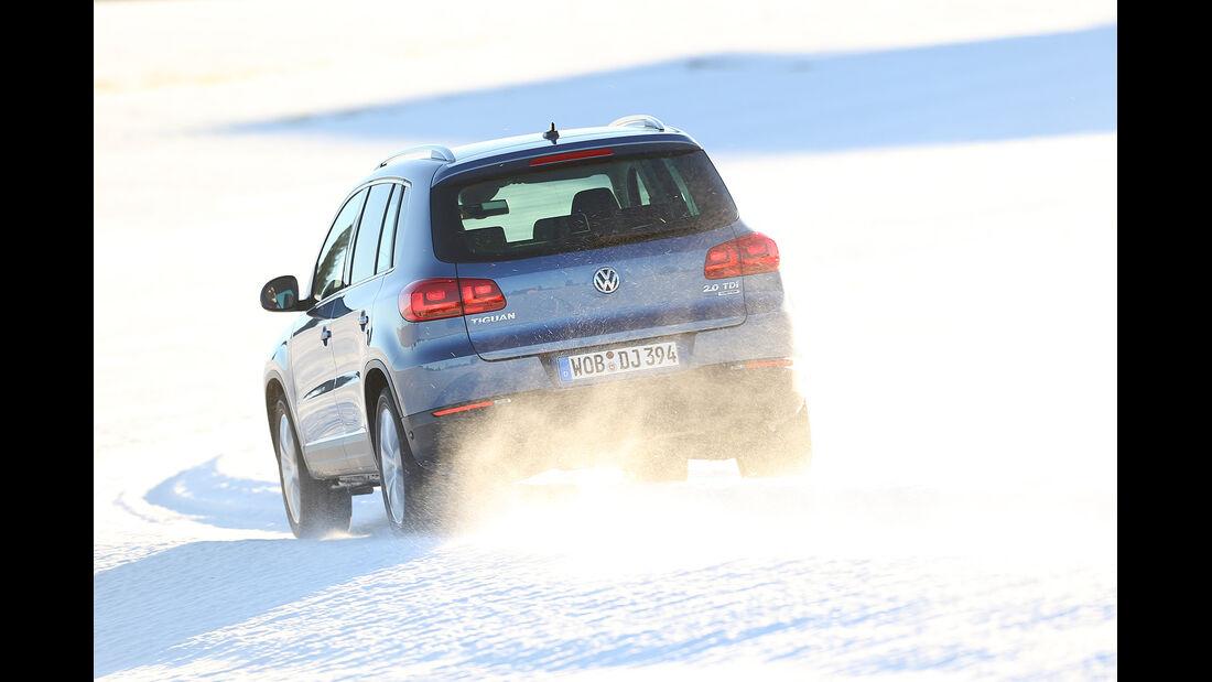 VW Tiguan 2.0 TDI 4Motion BMT Sport Style
