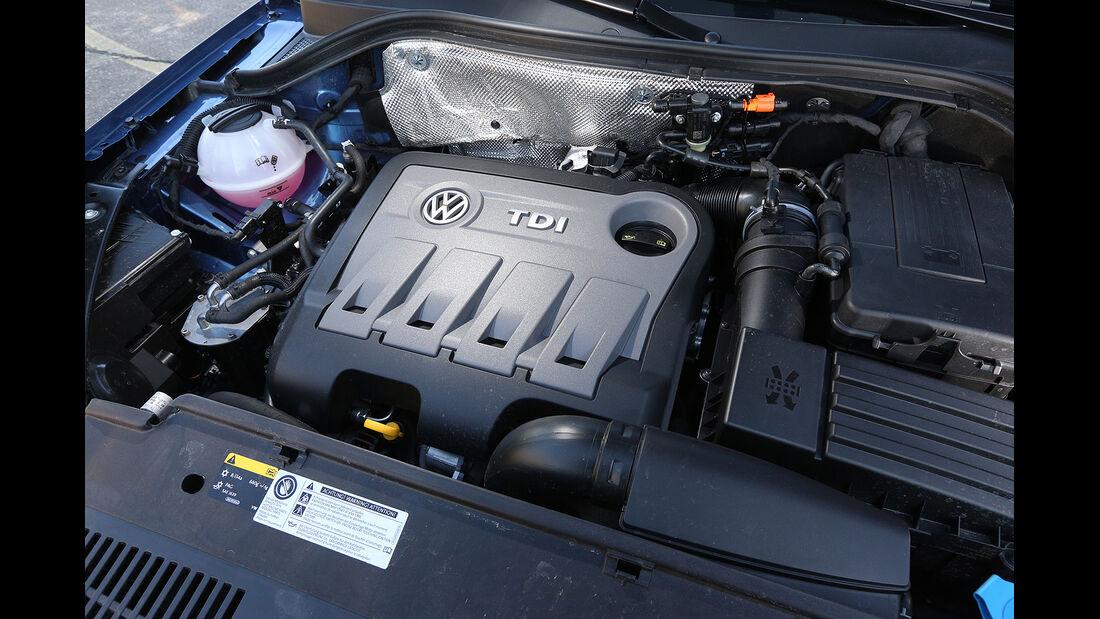 VW Tiguan 2.0 TDI 4Motion BMT Sport Style, Motor