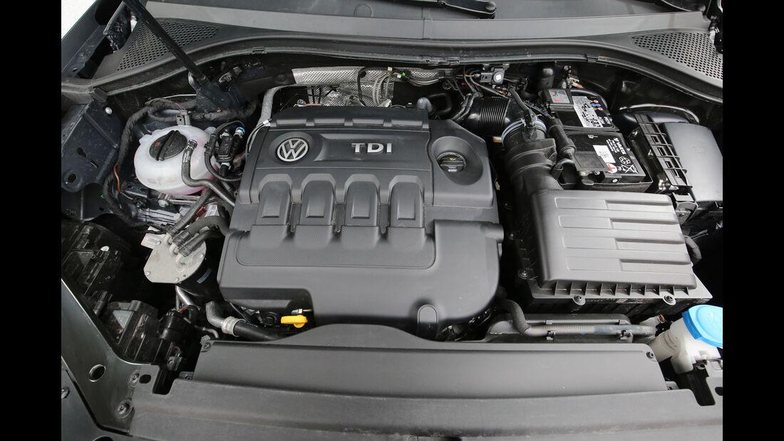 VW Tiguan 2.0 TDI 4Motion, Motor