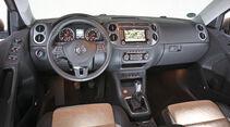 VW Tiguan 2.0 TDI 4motion BMT, Cockpit