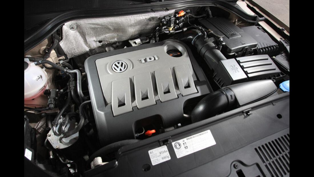 VW Tiguan 2.0 TDI 4motion BMT, Motor