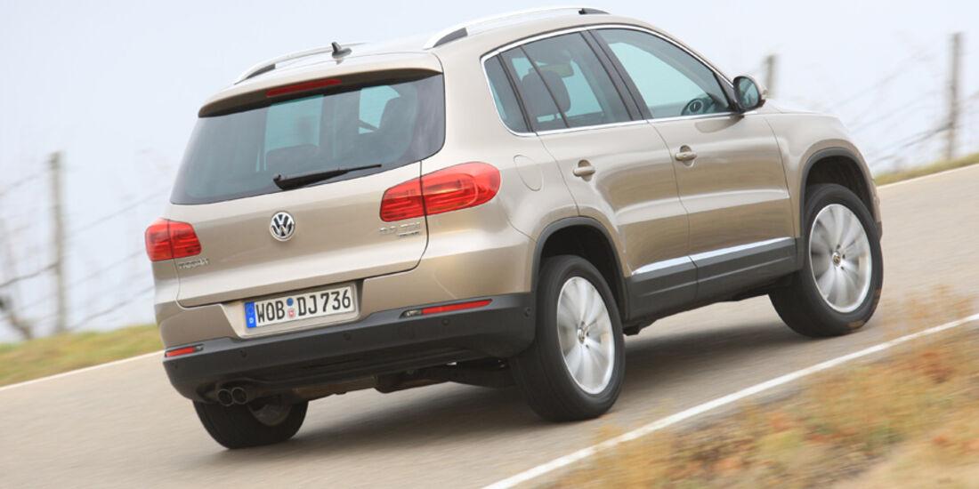 VW Tiguan 2.0 TDI 4motion BMT