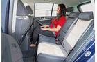 VW Tiguan 2.0 TDI BMT, Fondsitz, Beinfreiheit