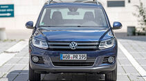 VW Tiguan 2.0 TDI BMT, Frontansicht