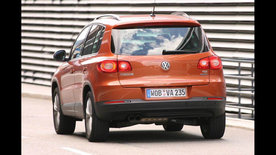 VW Tiguan 2.0 TDI Blue Motion Technology