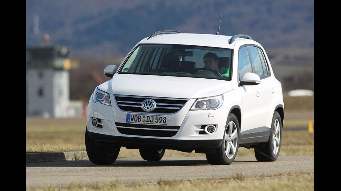 VW Tiguan 2.0 TDI CR Trend & Fun