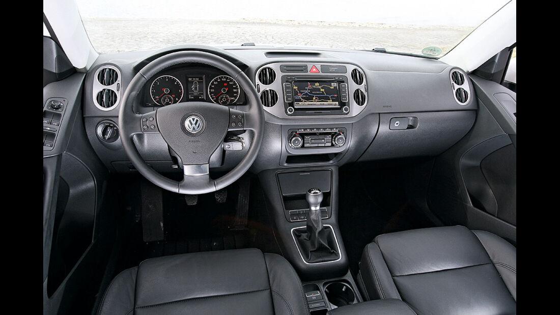 VW Tiguan 2.0 TDI CR Trend & Fun Cockpit