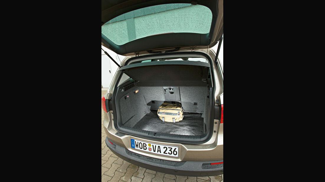 VW Tiguan 2.0 TDI, Kofferraum