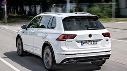 VW Tiguan 2.0 TDI SCR 4Motion, Heckansicht