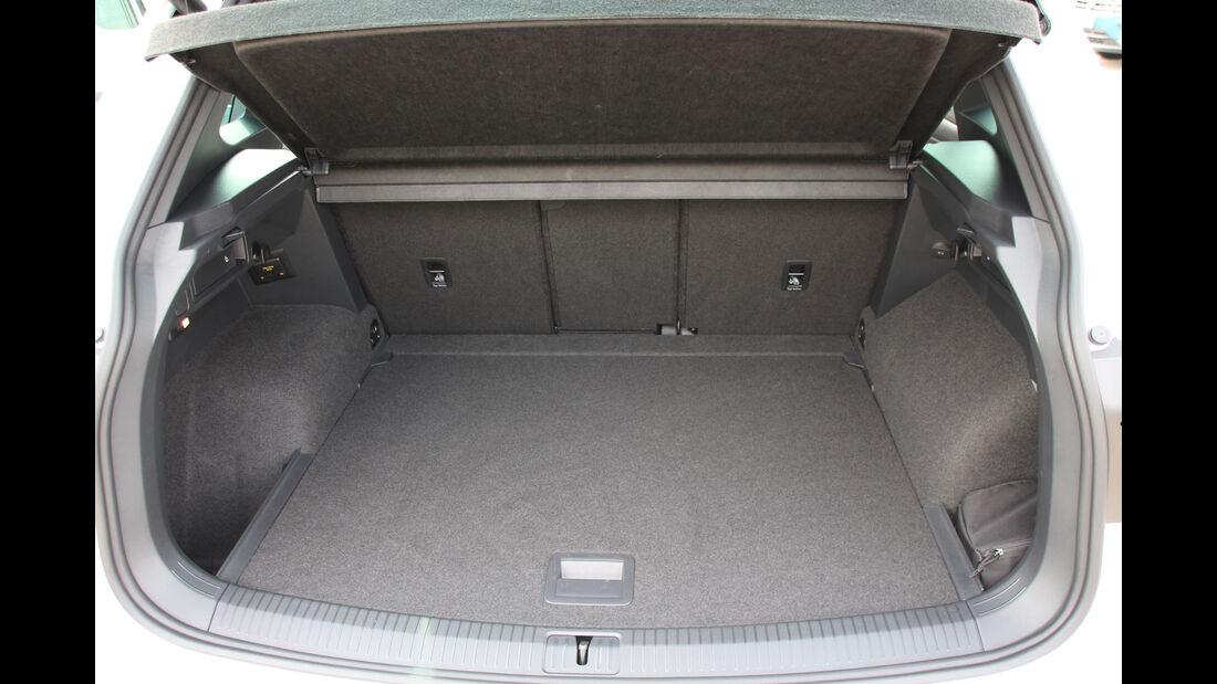 VW Tiguan 2.0 TDI SCR 4Motion, Kofferraum