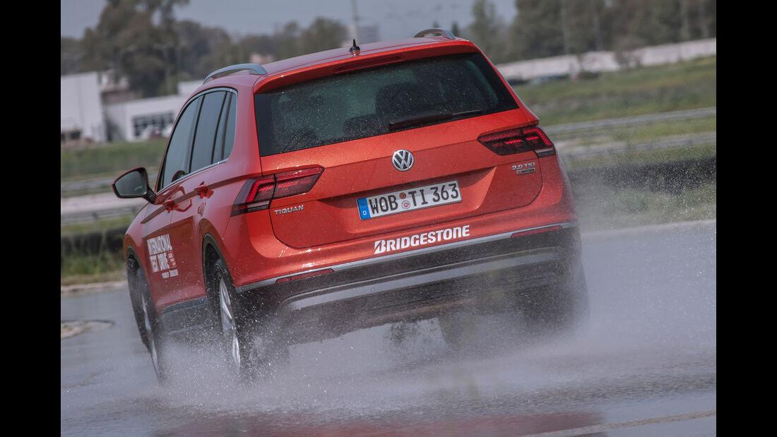 VW Tiguan 2.0 TSI 4Motion, Heckansicht
