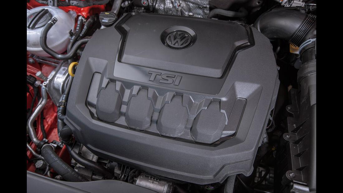 VW Tiguan 2.0 TSI 4Motion, Motor