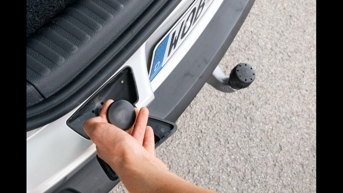 VW Tiguan 2.0 TSI 4motion Sport & Style, Anhängerkupplung