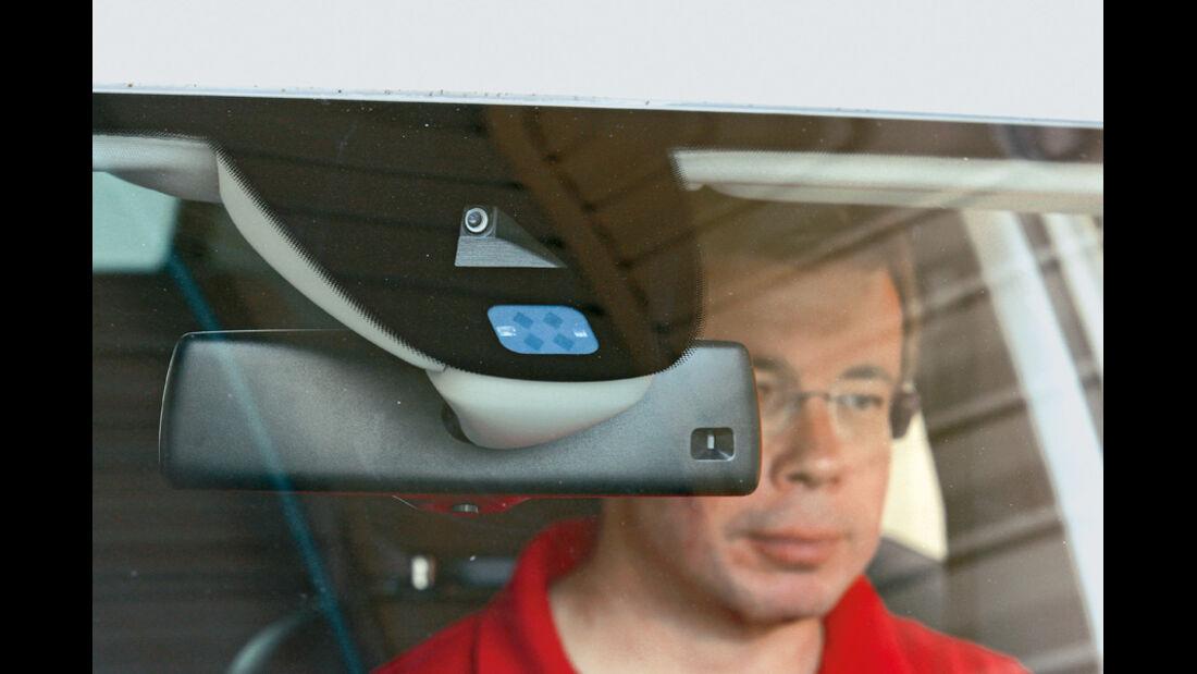 VW Tiguan 2.0 TSI 4motion Sport & Style, Kamera