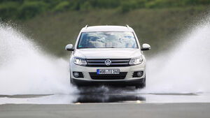 VW Tiguan 2.0 TSI 4motion Sport & Style, Wasser