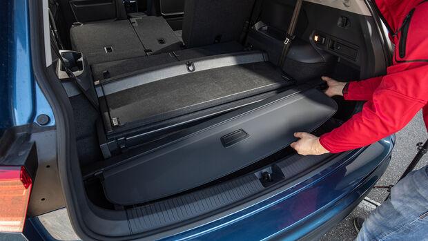 VW Tiguan Allspace 1.5 TSI, Interieur