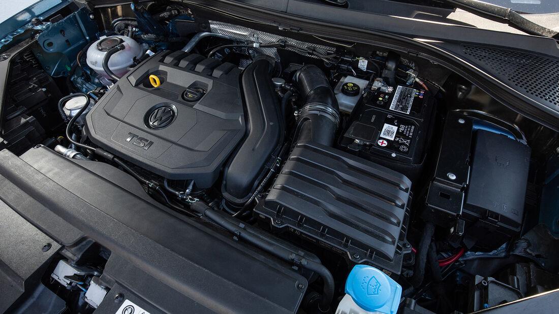 VW Tiguan Allspace 1.5 TSI, Motor