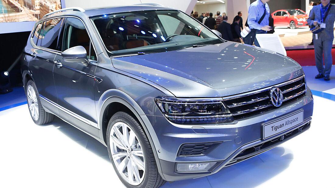 VW Tiguan Allspace