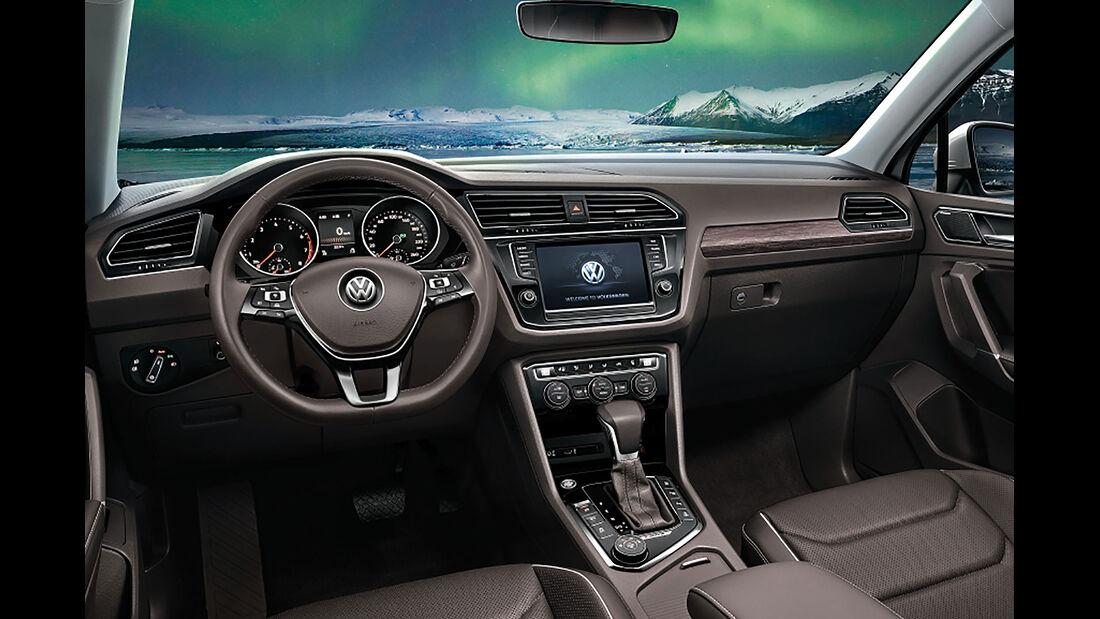 VW Tiguan Allspace / Tiguan L China-Version