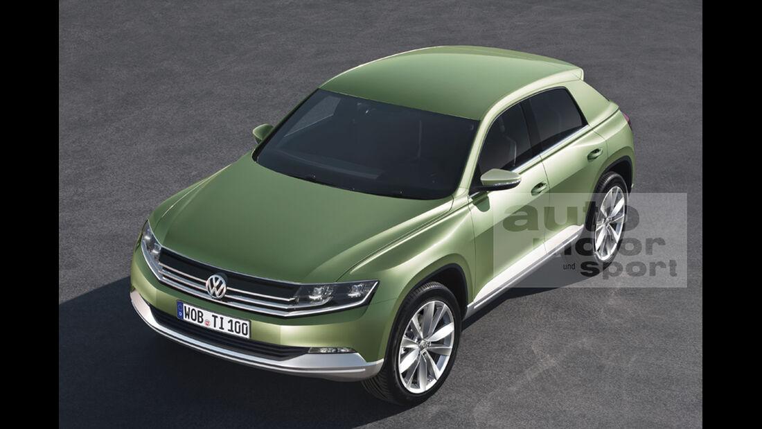 VW Tiguan CC