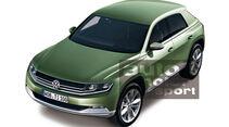 VW Tiguan Coupé