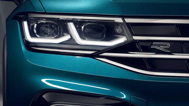 VW Tiguan Facelift (2020) R-Line