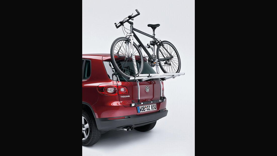 VW Tiguan Fahrradträger