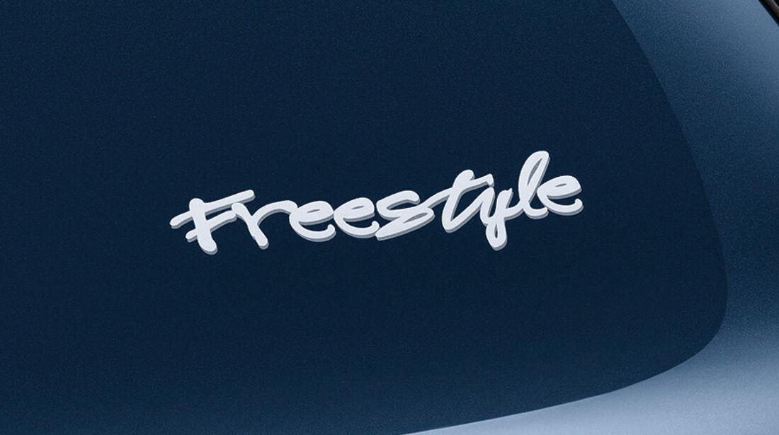 VW Tiguan Freestyle Sondermodell