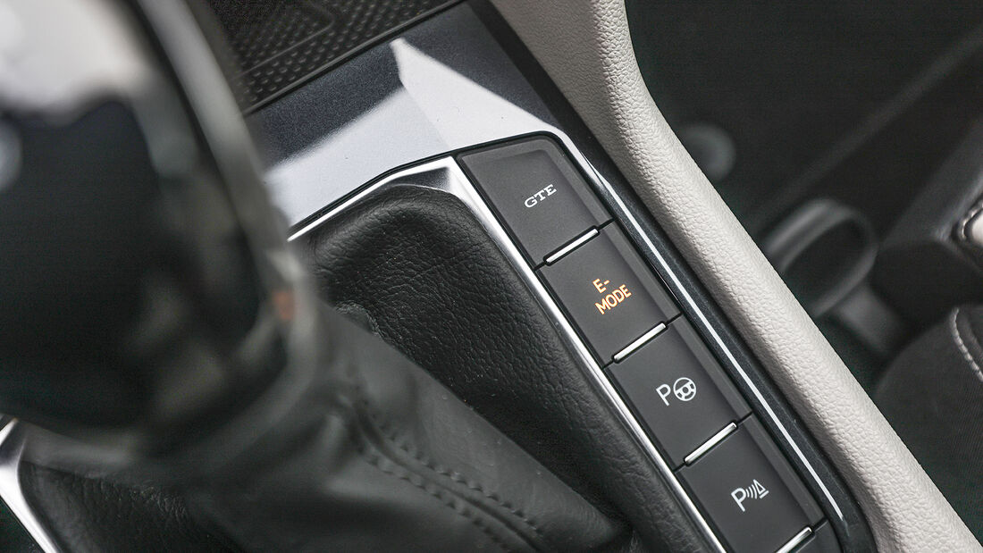 VW Tiguan, Interieur