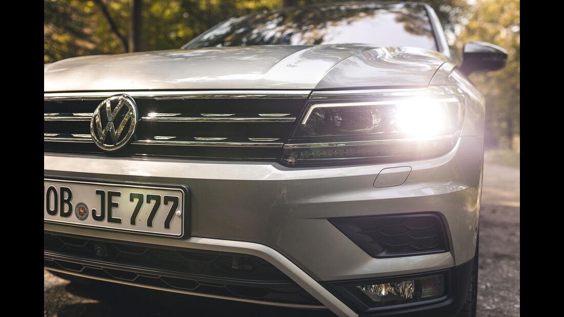 VW Tiguan Offroad 2.0 TDI 4Motion, Exterieur