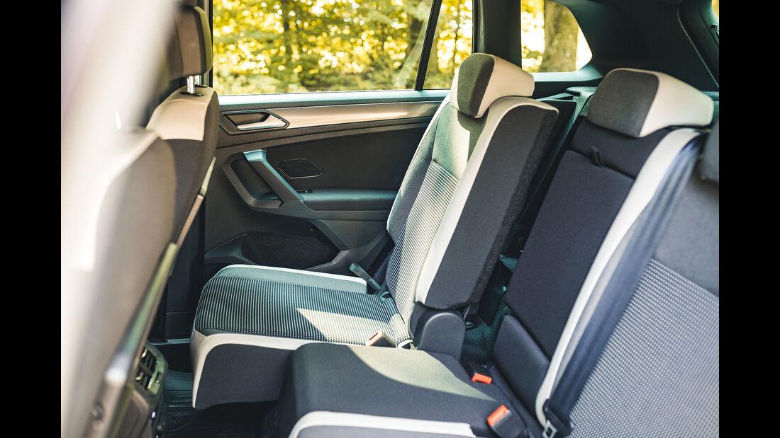 VW Tiguan Offroad 2.0 TDI 4Motion, Interieur