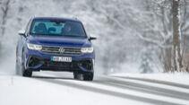 VW Tiguan R, Exterieur