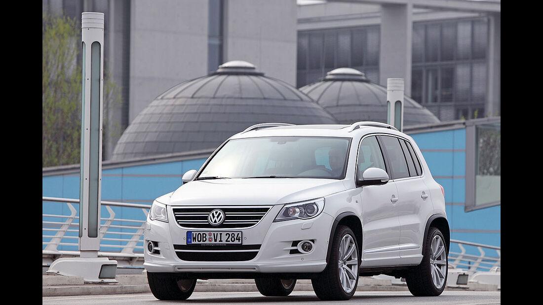 VW Tiguan R-Line Paket