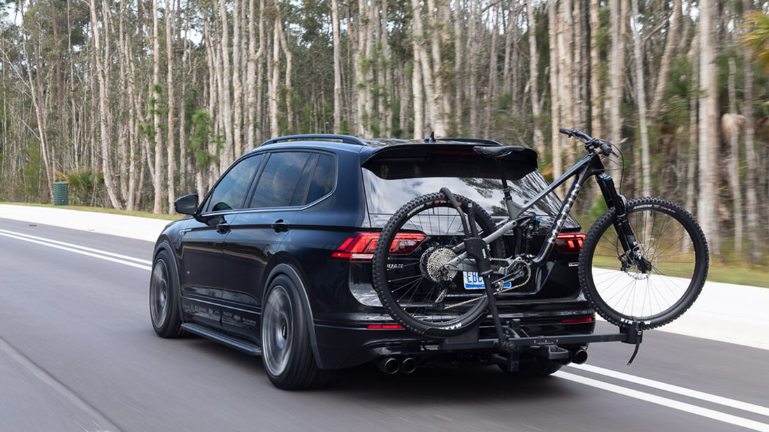 VW Tiguan SE R-Line Black RiNo Concept