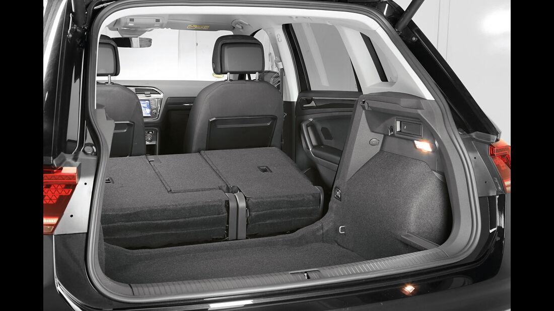 VW Tiguan - SUV - Kofferraum