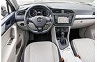 VW Tiguan SUV Vergleich AMS1417