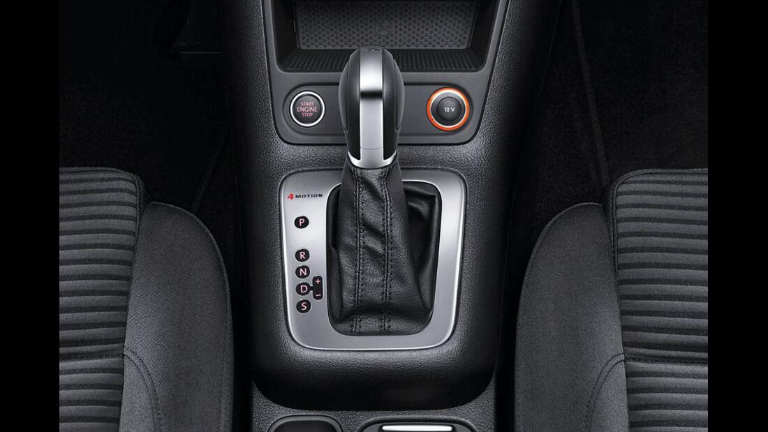 VW Tiguan Schaltung