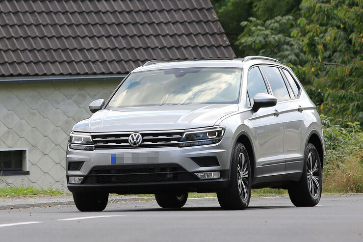 VW Tiguan XL