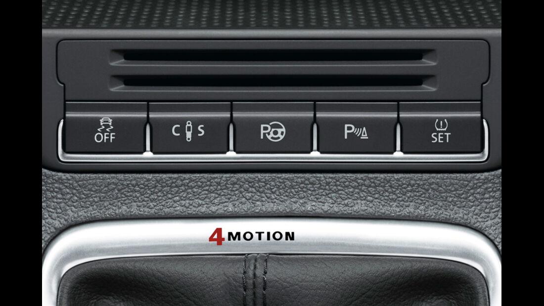 VW Tiguan adaptive Fahrwerksregelung